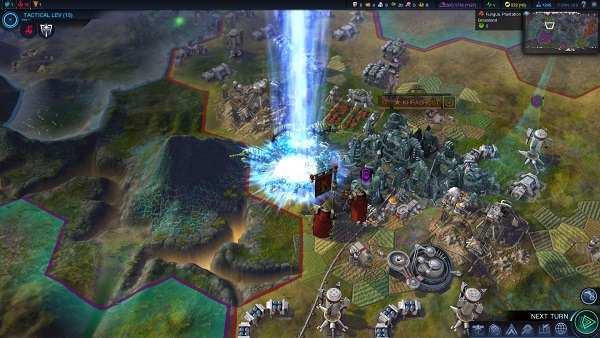 Civilization: Beyond Earth | A turn-based Sci-Fi 4X Strategy Game by Firaxis and 2K Games