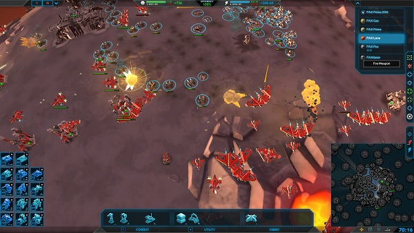 Planetary Annihilation   A real-time Sci-fi Strategy Game by Uber Entertainment