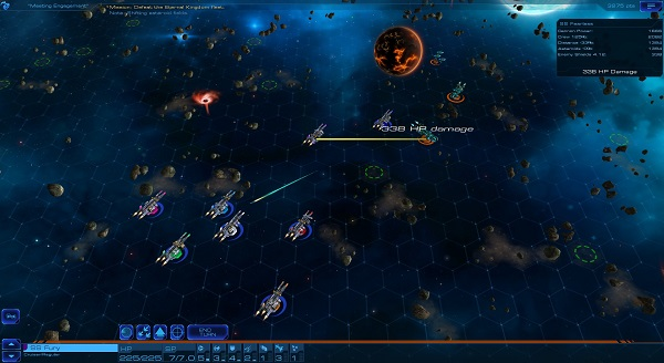 Sid Meier's Starships | A turn-based Tactical Space Combat Strategy Game by Firaxis and 2K Games