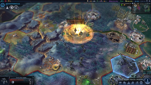 Civilization: Beyond Earth | City Siege
