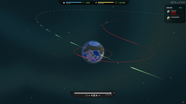 Planetary Annihilation | Not only local moons can be used to wipe out a planet