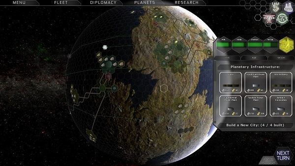 Predestination | A turn-based Space 4X Strategy Game by Brain and Nerd Ltd.