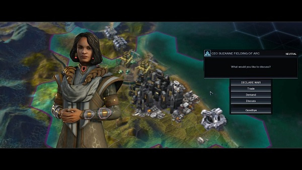 Civilization: Beyond Earth | A Purity Leader