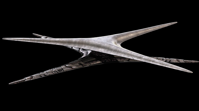 Basestar (aka Baseship): Cylon Capital Ship