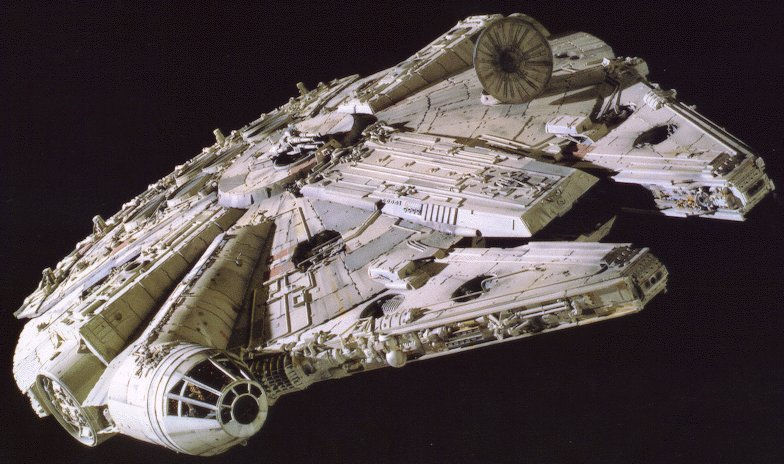 Millenium Falcon: Corellian Engineering