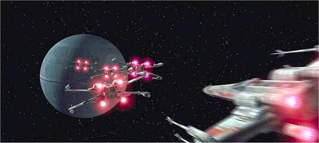 Attacking the DeathStar: New Hope