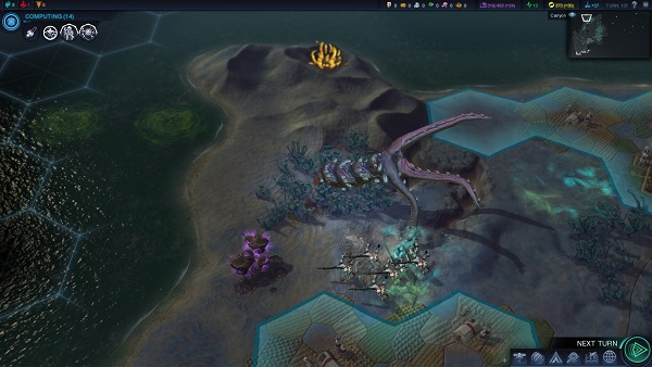 Civilization: Beyond Earth | Siege Warm Hunting