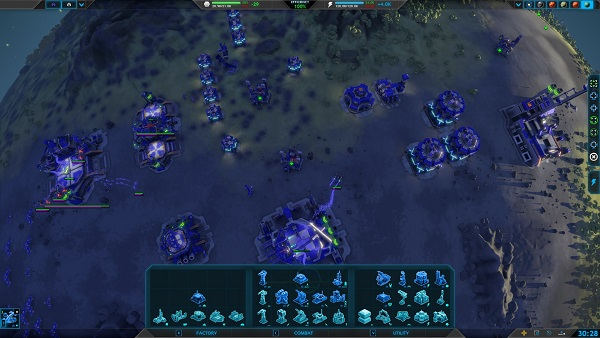 Planetary Annihilation   Speeding up the Means of Production