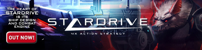 StarDrive | Pre-order and play the beta now