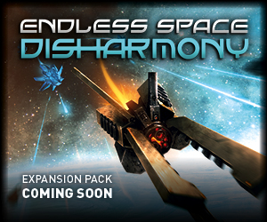 Endless Space Disharmony | Coming soon