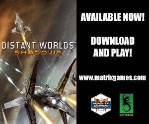 Distant Worlds: Shadows | Real-time space 4X strategy game.