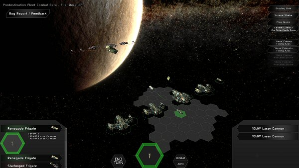 Predestination | Turn-based space 4X strategy game by Brain and Nerd