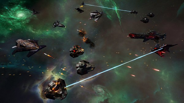 StarDrive 2 | Real-time space combat