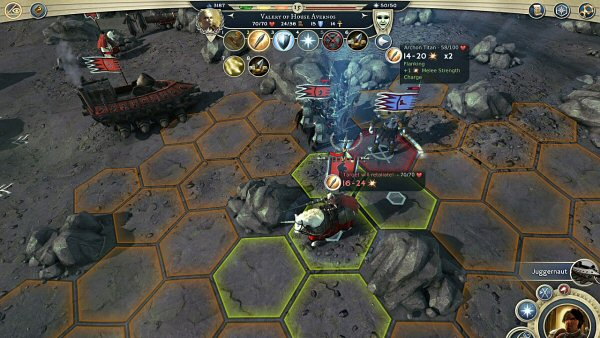 Age of Wonders 3 Review - Do I attack in melee, range, or cast a spell?