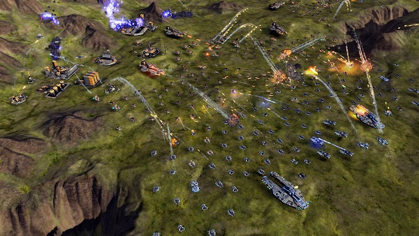 Ashes of the Singularity | A real-time Sci-Fi Strategy Game by Oxide Games and Stardock