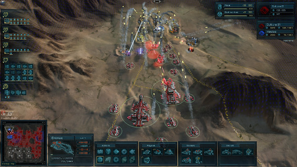 Ashes of the Singularity | A real-time sci-fi strategy game by Oxide Games and Stardock Entertainment