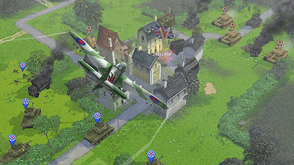 Battle Academy (iPad) | Turn-based strategy