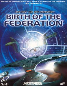 StarTrek: Birth of the Federation