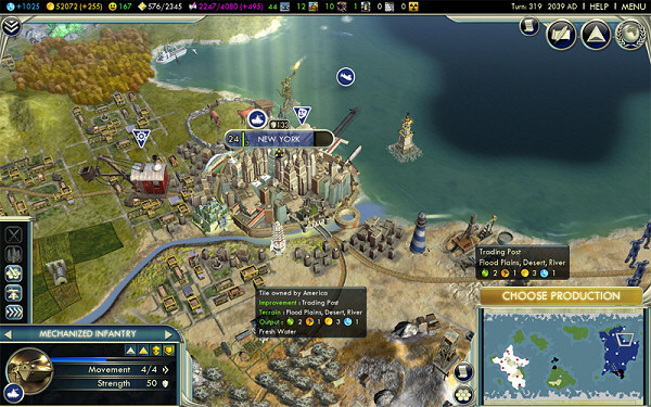Civilization 5 | Firaxis Games, 2K
