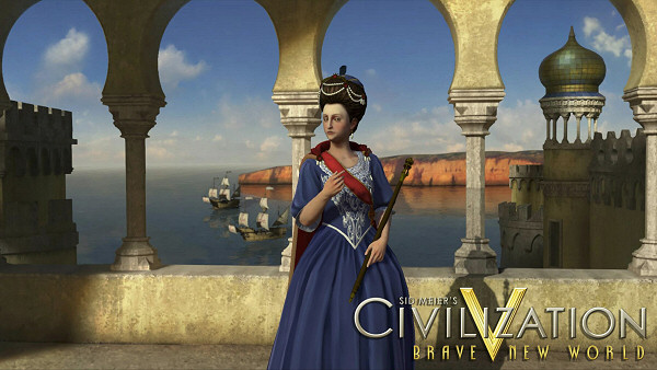 Sid Meier's Civilization 5: Brave New World - Maria of Portugal