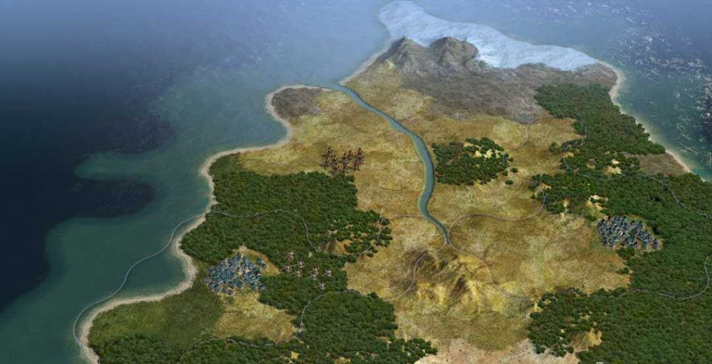 Civilization 5: The best graphics the civ world as ever seen