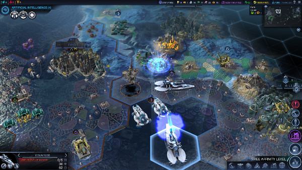 Civilization: Beyond Earth - Rising Tide | An expansion to the turn-based sci-fi 4X strategy game by Firaxis and 2K Games