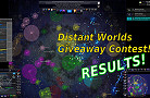 Distant Worlds Giveaway Contest! [RESULTS]