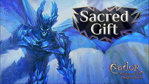 Eador: Masters of the Broken World Sacred Gift DLC