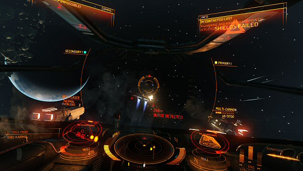 Elite: Dangerous | Space Trading and Combat Simulation by Frontier Developments (David Braben)