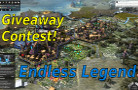 Endless Legend Giveaway Contest – 8 Keys!  [CLOSED]