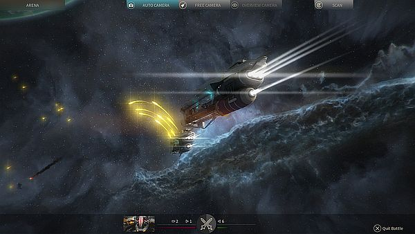Endless Space 2 Early Access - Fire all guns, there are enemies out there, somewhere