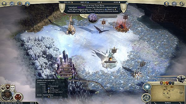Age of Wonders 3: Eternal Lords | Mythical locations are about as tough, and useful, as they come