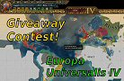 Europa Universalis IV Giveaway Contest! [CLOSED]