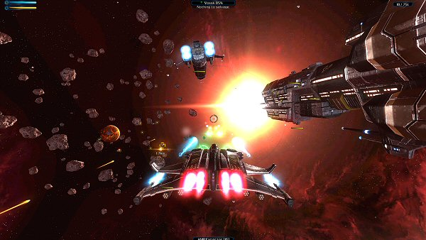 Galaxy On Fire 2 Full HD | Space Shooter from Fishlabs