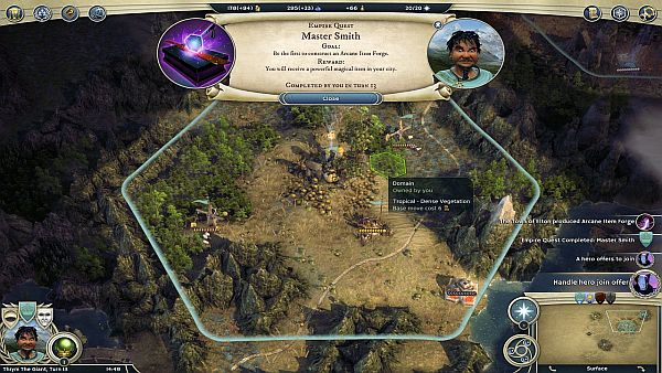 Age of Wonders 3 Golden Realms Review | It's a race to achieve certain goals now more than ever