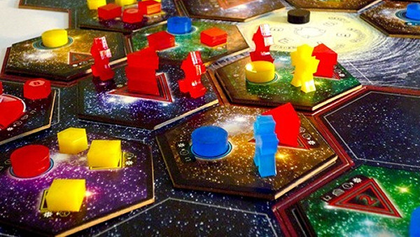Hegemonic | Space 4X Board Game