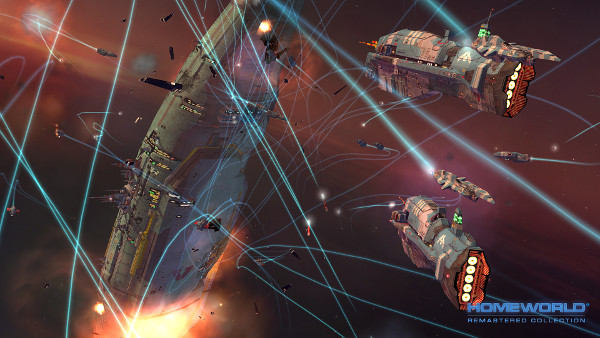 Homeworld Remastered Edition (2015) by Gearbox Software