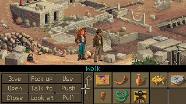 Indiana Jones and the Fate of Atlantis | MS-DOS | LucasArts