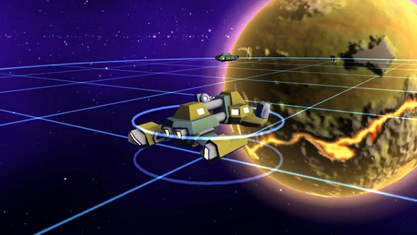 Infinite Space 3: Sea of Stars   Real-time tactical combat