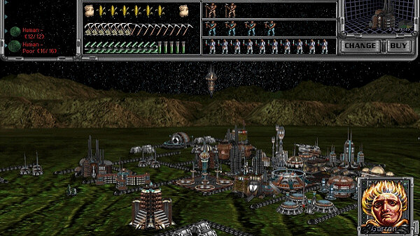 Master of Orion 2 | Simtex, MicroProse