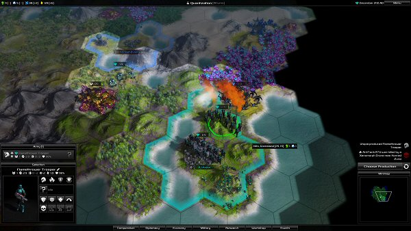 Pandora: First Contact | Turn-based sci-fi 4X strategy game by Proxy Studios, Slitherine and Matrix Games