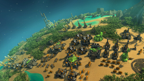 Planetary Annihilation | The calm before the storm