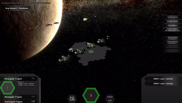 Predestination Beta - Fleet Tactical Combat