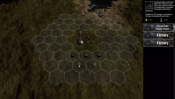 Predestination | Turn-based space 4X game on Kickstarter - Colony building