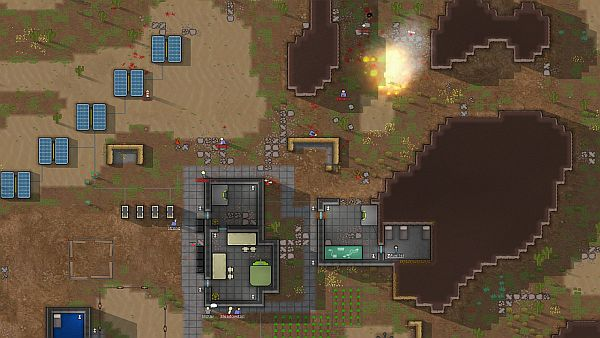 RimWorld - Sci-Fi Colonization with an AI Storyteller