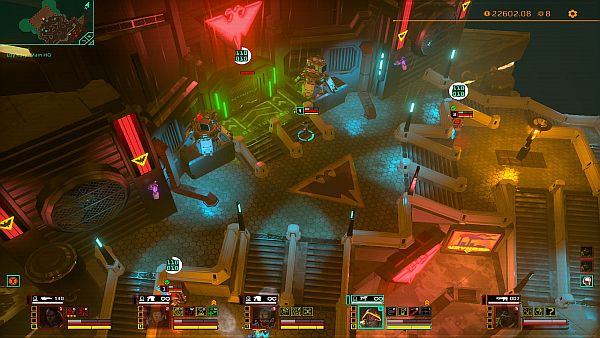 Satellite Reign Review | A real-time cyberpunk game by 5 Lives Studios