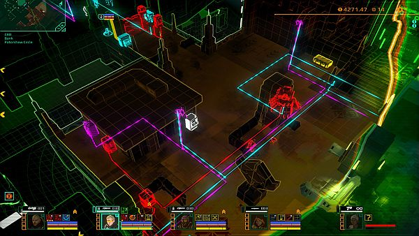 Satellite Reign Review | Wow, so that's where all those wires go