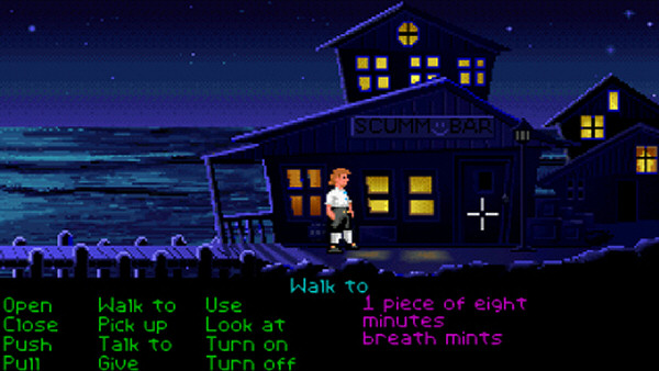 The Secret of Monkey Island | LucasArts