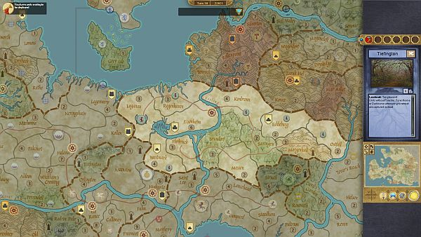 Sovereignty: Crown of Kings | The Lordz Games Studio / Slitherine