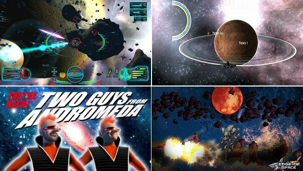 Space games continue to invade kickstarter